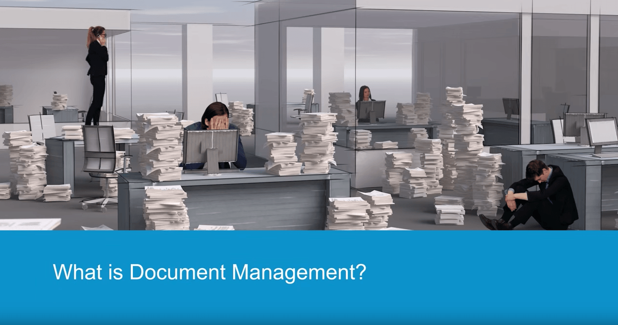 What is Document Management?