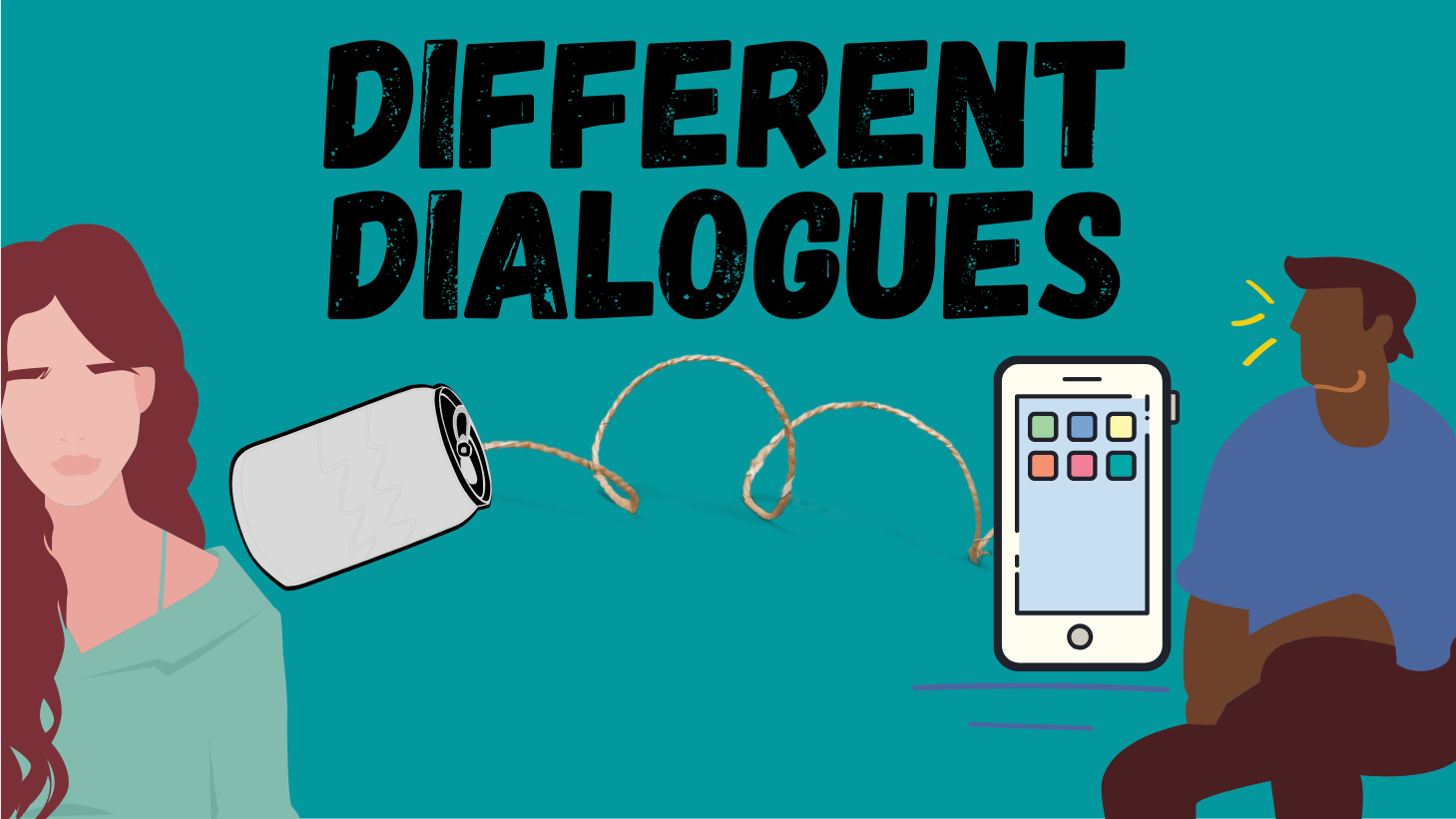 different dialogues